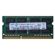 SODIMM Samsung 4GB DDR3 1333 MHz (M471B5273CH0-CH9)