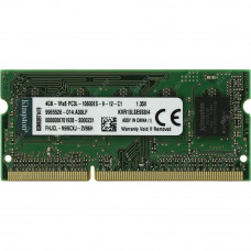 SODIMM Kingston 4 GB DDR3L 1333 MHz (KVR13LSE9S8/4)
