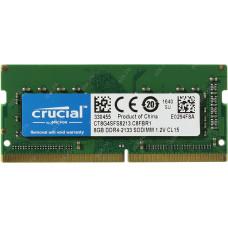 SODIMM Crucial 8 GB DDR4 2133 MHz (CT8G4SFS8213)