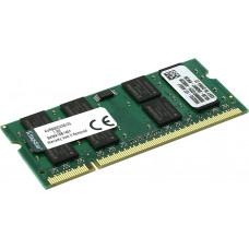 SODIMM Kingston 2GB DDR2 800 MHz (KVR800D2S6/2G) PC2-6400
