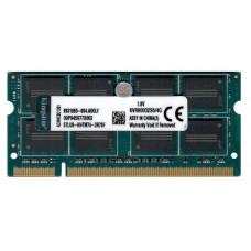 SODIMM Kingston 4GB DDR2 800 MHz (KVR800D2S6/4G) PC2-6400