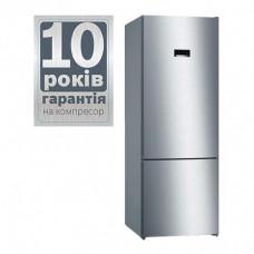 Холодильник с морозильной камерой Bosch KGN56VI30U