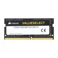 SODIMM Corsair 16 GB DDR4 2133 MHz Value Select (CMSO16GX4M1A2133C15)