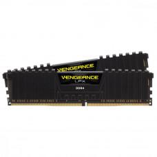 Corsair 16 GB (2x8GB) DDR4 4333 MHz Vengeance LPX Black (CMK16GX4M2K4333C19)