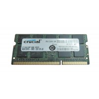 SODIMM Crucial 8 GB DDR3L 1600 MHz (CT102472BF160B.18FED)