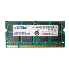 SODIMM Crucial 2 GB DDR2 800 MHz (CT25664AC800) PC2-6400