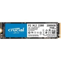 SSD накопитель Crucial P2 2 TB (CT2000P2SSD8)