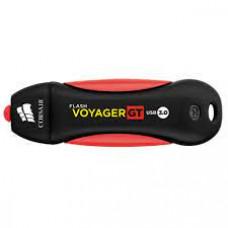 Флешка Corsair 256 GB Flash Voyager GT USB 3.0 Black-Red (CMFVYGT3C-256GB)