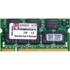 SODIMM Kingston 1 GB DDR 400 MHz (KVR400X64SC3A/1G)
