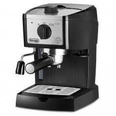 Рожковая кофеварка эспрессо Delonghi EC 157.B