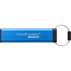 Флешка Kingston 32 GB DataTraveler 2000 Metal Security (DT2000/32GB)