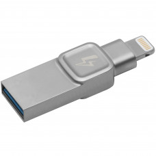 Флешка Kingston 64 GB DataTraveler Bolt Duo (C-USB3L-SR64G-EN)