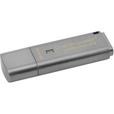 Флешка Kingston 64 GB DataTraveler Locker+ G3 DTLPG3/64GB