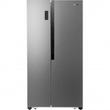 Холодильник с морозильной камерой Gorenje NRS9181MX