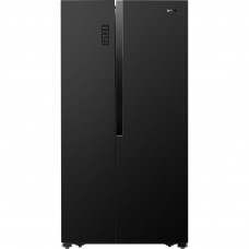 Холодильник с морозильной камерой Gorenje NRS9182MB