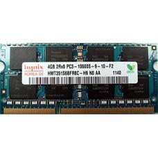 SODIMM Hynix 4GB DDR3 1333 MHz (HMT351S6BFR8C-H9) PC3-10600