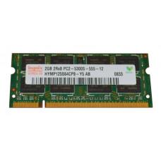 SODIMM Hynix 2GB DDR2 667 MHz (HYMP125S64CP8-Y5) PC2-5300