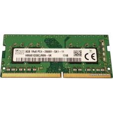 SODIMM Hynix 8GB DDR4 2666 MHz (HMA81GS6CJR8N-VK) PC4-2666V-SA1-11
