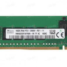 Hynix 16GB DDR4 2666 MHz (HMA82GR7AFR8N-VK) TF AC ECC REG