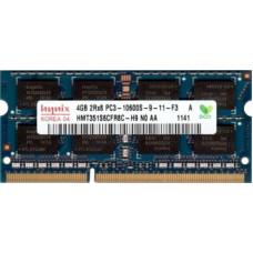 SODIMM Hynix 2 GB DDR3 1333 MHz (HMT325S6CFR8C-H9)