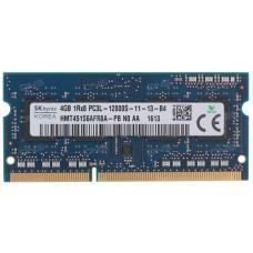 SODIMM Hynix 4GB DDR3L 1600 MHz (HMT451S6AFR8A-PB)