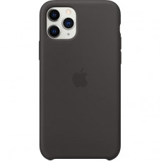 Чехол для смартфона Apple iPhone 11 Pro Silicone Case - Black (MWYN2)