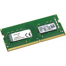 SODIMM Kingston 4 GB DDR4 2400 MHz (KVR24S17S8/4)