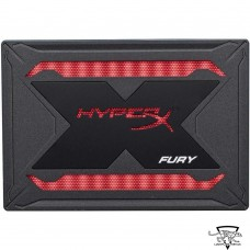 SSD накопитель Kingston HyperX Fury RGB SSD Bundle 240 GB (SHFR200B/240G)