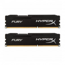 HyperX 16 GB (2x8GB) DDR3 1600 MHz FURY (HX316C10FBK2/16)
