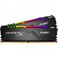 HyperX 16 GB (2x8GB) DDR4 3733 MHz Fury RGB (HX437C19FB3AK2/16)