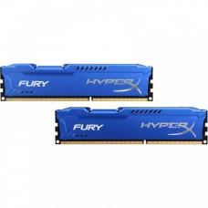 HyperX 16 GB (2x8GB) DDR3 1866 MHz FURY (HX318C10FK2/16)
