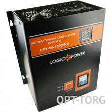 Стабилизатор напряжения LogicPower LPT-W-10000RD BLACK (4440)