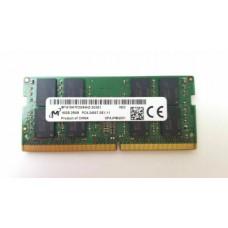 SODIMM Micron 16GB 2400 MHz (MTA16ATF2G64HZ-2G3E1)