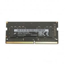 SODIMM Micron 8 GB DDR4 2400 MHz (MTA8ATF1G64HZ-2G3B2)