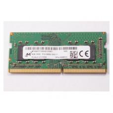 SODIMM Micron 8 GB DDR4 2666 MHz (MTABATF1G64HZ-2G6E1)