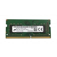 SODIMM Micron 8 GB DDR4 2400 MHz (MTA8ATF1G64HZ-2G3B1)