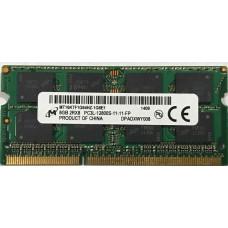 SODIMM Micron 8 GB DDR3L 1600 MHz (MT16KTF1G64HZ-1G6E1)