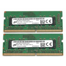 SODIMM Micron 8GB DDR4 2400 MHz MTA8ATF1G64HZ-2G3E1
