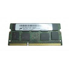 SODIMM Micron 8 GB DDR3L 1600 MHz (MT18KSF1G72HZ-1G6E2)