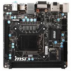 Материнская плата MSI B58I
