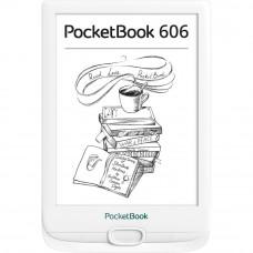 Электронная книга PocketBook 606 White (PB606-D-CIS)