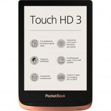 Электронная книга с подсветкой PocketBook 632 Touch HD 3 Spicy Copper PB632-K-CIS