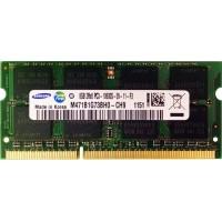 SODIMM Samsung 8 GB DDR3 1333 MHz (M471B1G73BH0-CH9) PC3-10600