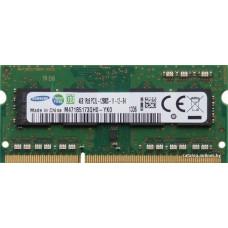 SODIMM Samsung 4 GB DDR3L 1600 MHz (M471B5173QH0-YK0)
