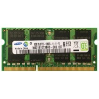 SODIMM Samsung 8 GB DDR3 1600 MHz (M471B1G73BH0-CK0)