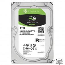 Жесткий диск для ПК HDD Seagate BarraCuda Pro (ST4000DM006)