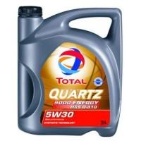 Моторное масло Total QUARTZ 9000 ENERGY 5W-30 5л