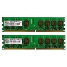 Transcend 2GB DDR2 800 MHz (JM800QLU-2G) PC2-6400