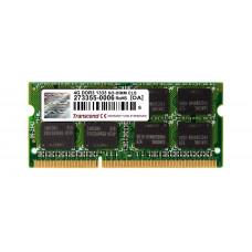 SODIMM Transcend 4 GB DDR3 1333 MHz (TS512MSK64V3H)