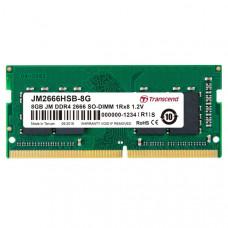 SODIMM Transcend 8 GB DDR4 2666 MHz (JM2666HSB-8G)